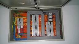 Eletricista/e bombeiro hidráulico