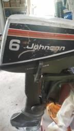 Motor popa Johnson