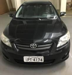Corolla xei 2009, entrada de 20 mil e parcelas de 450 reais - 2009
