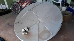 Antena grande da SKY