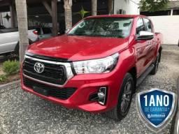 Toyota Hilux  SRV 2,7 4X4 - 2019