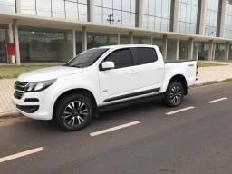 Pick-up S10 4x4 Diesel Automática 2018 Branca - 2018