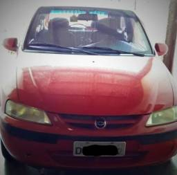 Celta 1.0 60CV 2002 5P Gasolina Vermelho - 2002