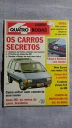 Quatro Rodas Janeiro 1990