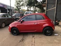 FIAT 500 1.4 8v 55000KM( NOVÍSSIMO) - 2013