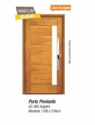 Porta Pivotante EG 551 Angelin 108X218CM