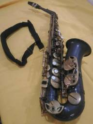 Saxofone alto Weril seminovo