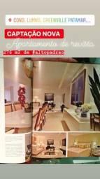 Lumno 4 Suítes apenas um por andar apartamento de revista finamente decorado