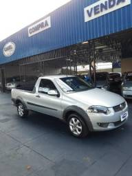 FIAT STRADA 2012/2013 1.6 MPI TREKKING CS 16V FLEX 2P MANUAL - 2013