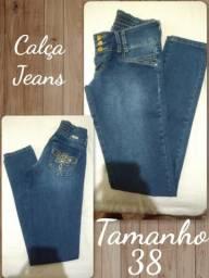 6f5079ee32 Calça jeans Feminina