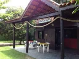 Locação de pousada, camping e bar a 100 metros da praia do Guarau