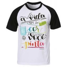 Camiseta evangélica personalizada