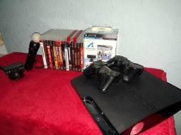 Playstation 3 slim segunda geração