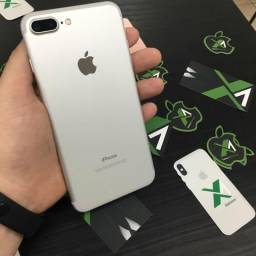IPHONE 7 PLUS 32, 128, Preto, Dourado e prata