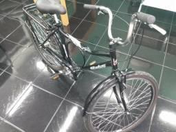 Bicicleta de barbada