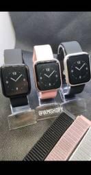Smartwatch Relógio Inteligente P70 Ios Android - Aceitamos Cartão