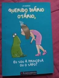 4 livros Meu Querido Diário Otário