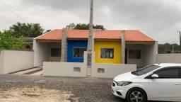 Casa com 2 dormitórios à venda, 68 m² por R$ 180.000,00 - Itapoá - Itapoá/SC