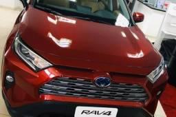 Rav4 2.5 sx 4x4 hybrid aut - 2020