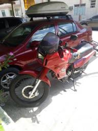 Vendo ou troco por moto menor - 1997