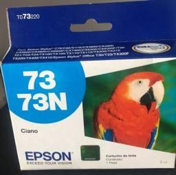 Cartucho de tinta Epson Ciano 73N