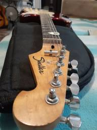 Guitarra strato shelter