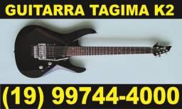 Guitarra Tagima K2 Kiko Loureiro Signatures Series C/ Microafinação