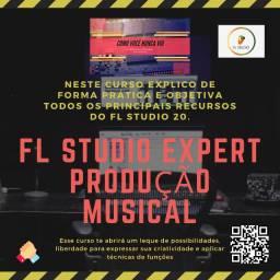 Curso FL Studio Expert Produção Musical