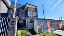 Casa à venda com 2 dormitórios em Tatuquara, Curitiba cod:8