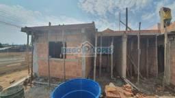 Casa à venda com 2 dormitórios em Tatuquara, Curitiba cod:845