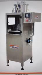 Máquina de envase para garrafas de cerveja