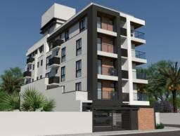 Apartamento com 94,45m² privativos com terraço e 02 suítes, lavabo, living integrado de sa
