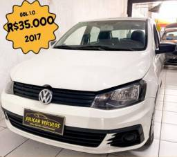 GOL 2016/2017 1.0 12V MPI TOTALFLEX CITY 4P MANUAL