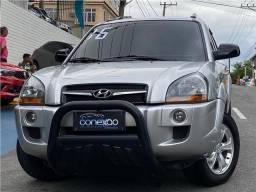 Hyundai Tucson 2.0 mpfi gls top 16v 143cv 2wd flex 4p automático
