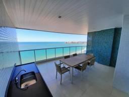 Apartamento 4 quartos mobiliado na Praia do Morro - Guarapari