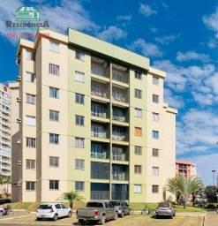 Apartamento com 3 dormitórios para alugar, 83 m² por R$ 1.000,00/mês - Jardim das Américas