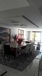 Casa à venda com 4 dormitórios em Altiplano cabo branco, João pessoa cod:7166