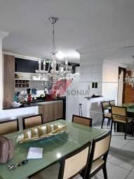 Apartamento à venda com 3 dormitórios em Bancários, João pessoa cod:7063