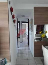 Apartamento à venda com 3 dormitórios em Bancários, João pessoa cod:7256