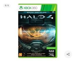 Halo 4 com dois CD's ORIGINAL