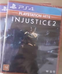 Injustice 2 ps4 lacrado