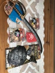 Kit Piratas acima de 3 anos
