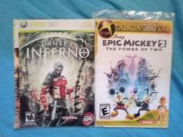 2 Jogos Xbox 360