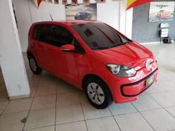 VW Up! MOVE 2014/2015 R$ 5.000 é parcelas de aprox.1100