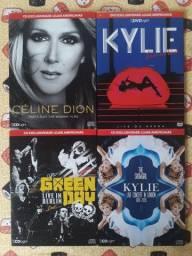 Combo CDs e DVD Exclusividade Lojas Americanas