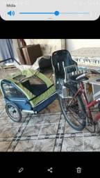 Theller para bicicleta