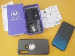 Motorola One MACRO 64Gb 4Ran Azul Espacial