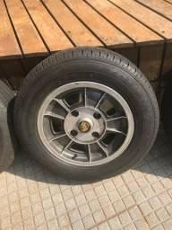 Rodas dragster para fuscas/brasilia/variant/tl