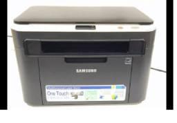 Impressora laser multifuncional Samsung scx 3200