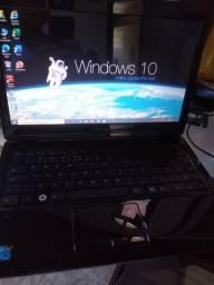 Notebook CCe Core i3 2.27Ghz/ 6Gb- HD 500Gb/ Bateria segura carga